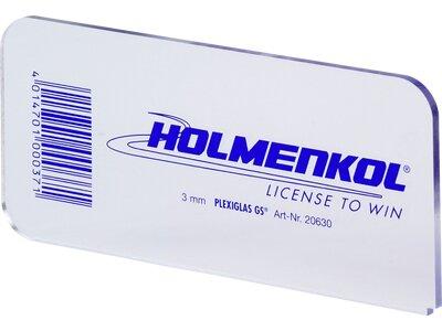 HOLMENKOL Plastikklinge Weiß