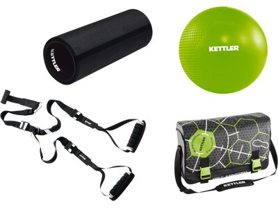 KETTLER Functional Training Athlete Set Schwarz