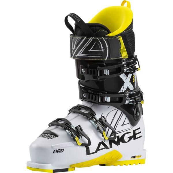 LANGE Herren Skistiefel XT 110 PRO (WHITE-BLACK)