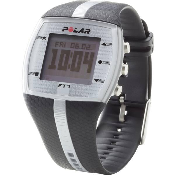 POLAR Activity Tracker FT7M   Schmuck > Armbänder > Fitness-Armbänder   Schwarz - Silber   Polar
