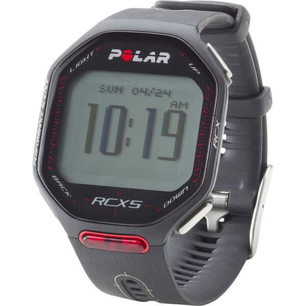 POLAR   Polar RCX5 GPS Black