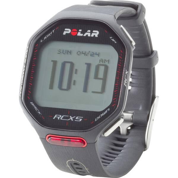 POLAR GPS Multifunktionsuhr RCX5 Black