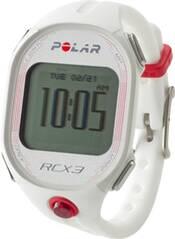 POLAR GPS Multifunktionsuhr RCX3F WHITE