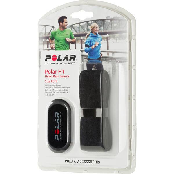 POLAR H1 Brustgurt XS-S