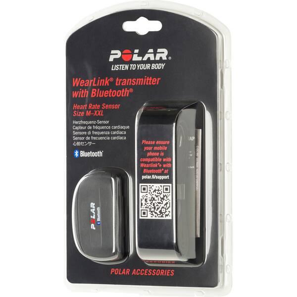 POLAR Brustgurt Bluetooth WearLink M-XXL