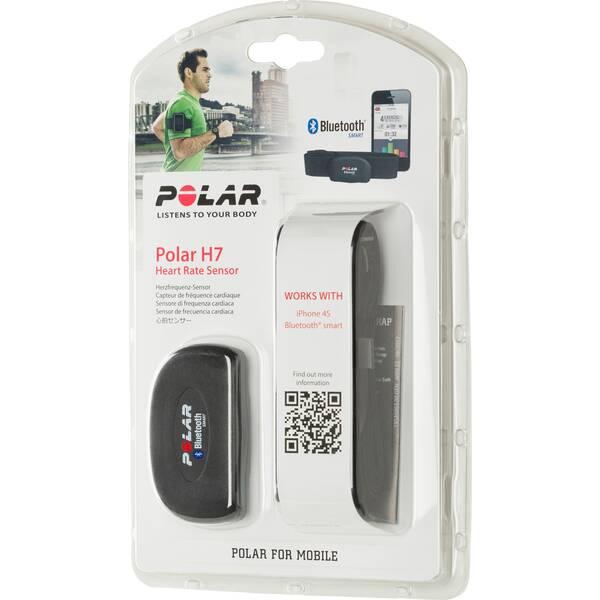 POLAR Brustgurt H7 WearLink Sender-Set M-XXL