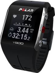 POLAR GPS Multifunktionsuhr V800 HR