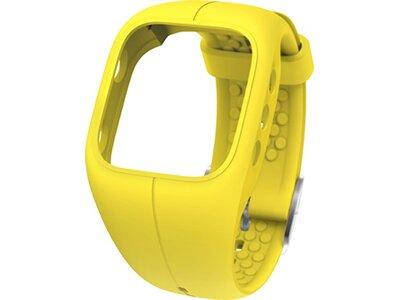 POLAR Polar Armband A300 Mellow Yellow Gelb