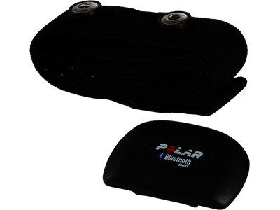 POLAR Brustgurt H7 Black M-XXL Schwarz