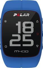 POLAR GPS Laufuhr M400 BLU HR