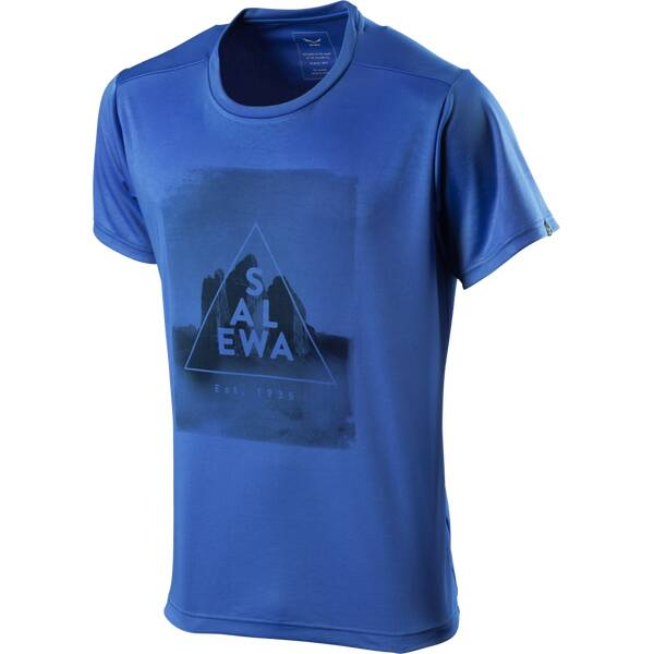 SALEWA Herren Shirt Comabbio Dry