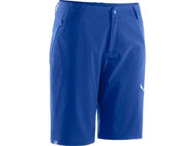 SALEWA Herren Shorts Comabbio DST Blau