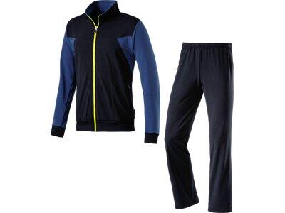 schneider sportswear Herren Sportanzug MELVIN-Anzug Blau