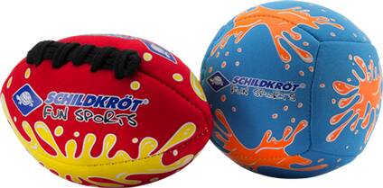 SCHILDKRÖT NEOPRENE MINI-BALLS-DUO, (2014)