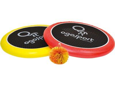 SCHILDKRÖT OGOSPORT Set, 2 Ogo Softdiscs +1 OGO Ball Bunt
