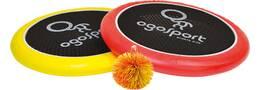Vorschau: SCHILDKRÖT OGOSPORT Set, 2 Ogo Softdiscs +1 OGO Ball