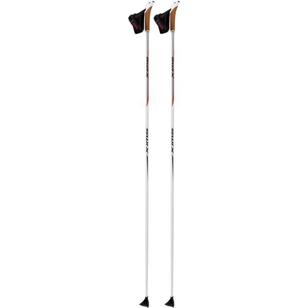 SWIX Langlauf-Skistöcke Classic Weiß
