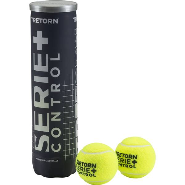TRETORN Tennisbälle Serie + Control