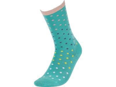 BURLINGTON Damen Socken Dotty Blau