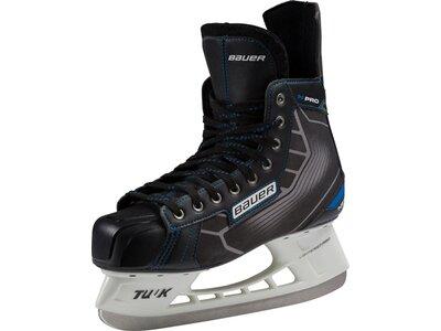 BAUER Herren Eishockeyschuhe Eish-Complet Nexus Pro Skate Schwarz