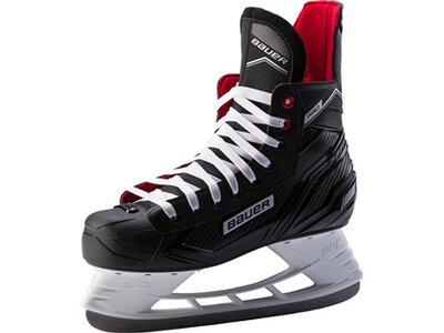 BAUER Herren Eishockeyschuhe Eish-Complet Pro Skate Sr Schwarz