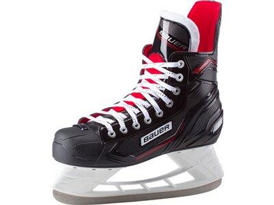 BAUER Herren Eishockeyschuhe Eish-Complet XPro Skate Schwarz