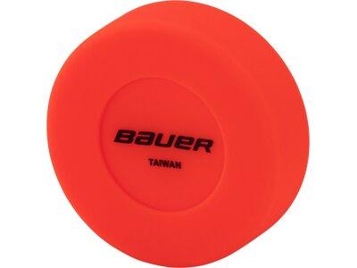 BAUER Ball Floorhockey-Puck Orange