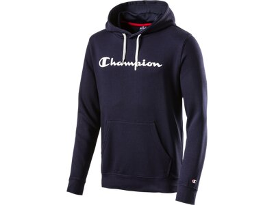 CHAMPION Herren Kapuzensweat HOODED Blau