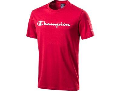 CHAMPION Herren Shirt CREWNECK Rot
