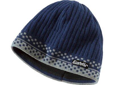 EISBÄR Mütze Amergio Blau