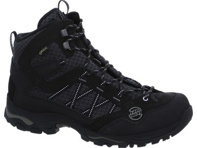HANWAG Herren Multifunktionsstiefel Belorado Mid Winter GTX Schwarz