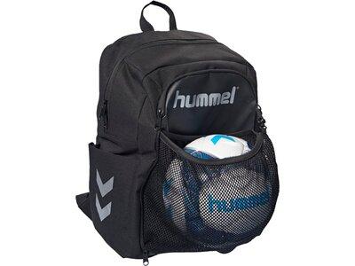 HUMMEL Fußball-Rucksack AUTHENTIC CHARGE Schwarz