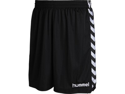 HUMMEL Herren Teamhose Stay Authentic Poly Schwarz