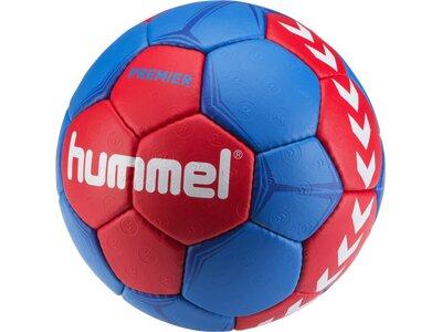 HUMMEL Turnier-und Trainingshandball PREMIER HANDBALL Rot