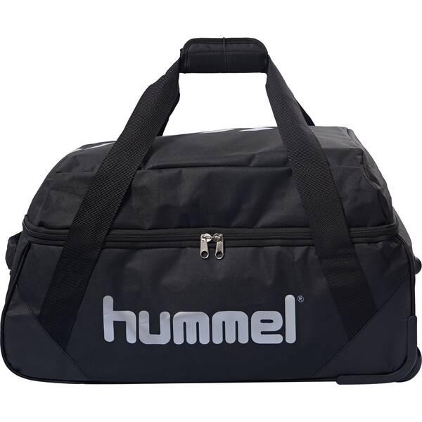 HUMMEL AUTHENTIC CHARGE TROLLEY | Taschen > Koffer & Trolleys > Trolleys | Black | Hummel