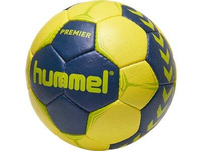 HUMMEL Turnier-und Trainingshandball PREMIER HANDBALL Gelb