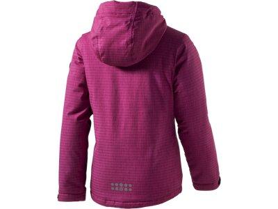 KILLTEC Kinder Funktionsjacke Sissi Pink
