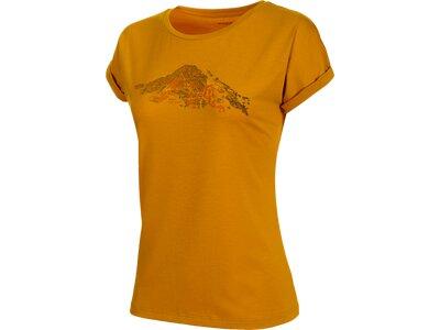MAMMUT Damen Shirt Mountain Orange
