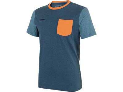 MAMMUT Herren Shirt O Schwarz