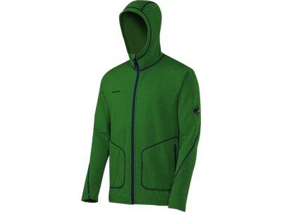 MAMMUT Herren Unterjacke Mercury Jacket Men Grün