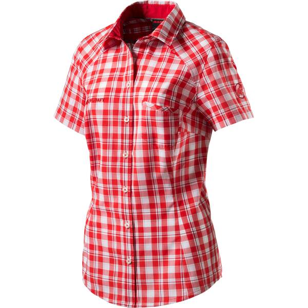 MAMMUT Damen Bluse Hörnli Hut Shirt Women