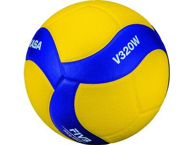 MIKASA Ball V320W Gelb