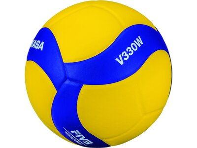 MIKASA Ball V330W Gelb