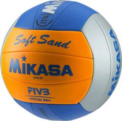 MIKASA Beachvolleyball Soft Sand