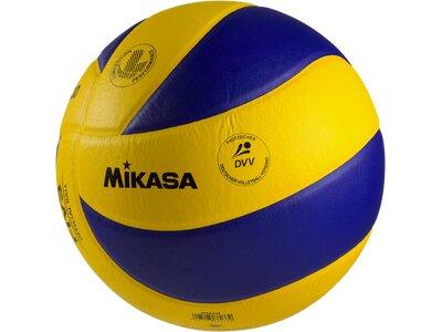 MIKASA Wettkampfvolleyball MVA 330 Gelb