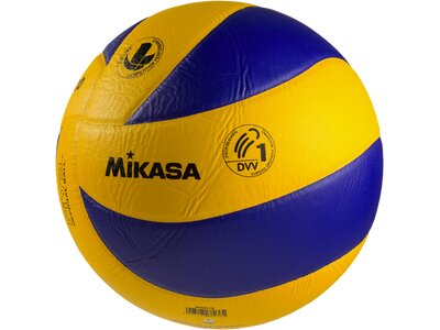 MIKASA Wettkampfvolleyball MVA 310 Gelb