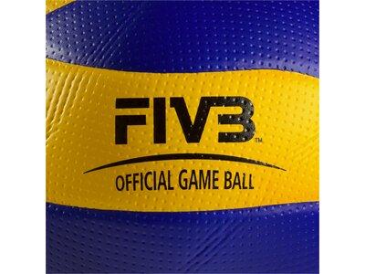 MIKASA Volleyball MVA 200 ÖVV Gelb