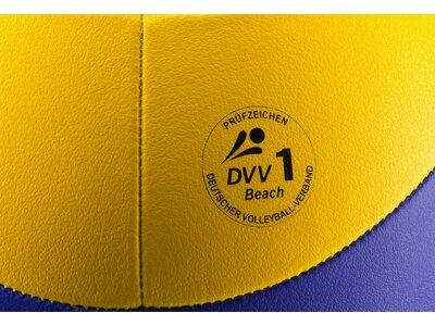 MIKASA Beachvolleyball Beach Champ VXT30 Weiß