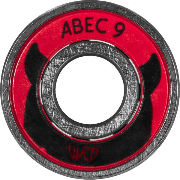 POWERSLIDE WICKED BEARINGS Abec 9
