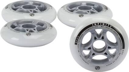 POWERSLIDE Inline-Skates-Rollen-Set Infinity II 90 mm